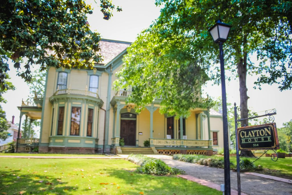 Clayton House - Fort Smith Museums