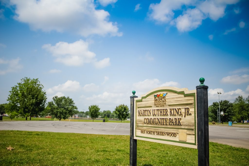 Martin Luther King Jr Community Park - Fort Smith Parks