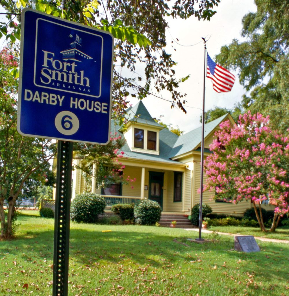 Fort Smith Darby House Museum