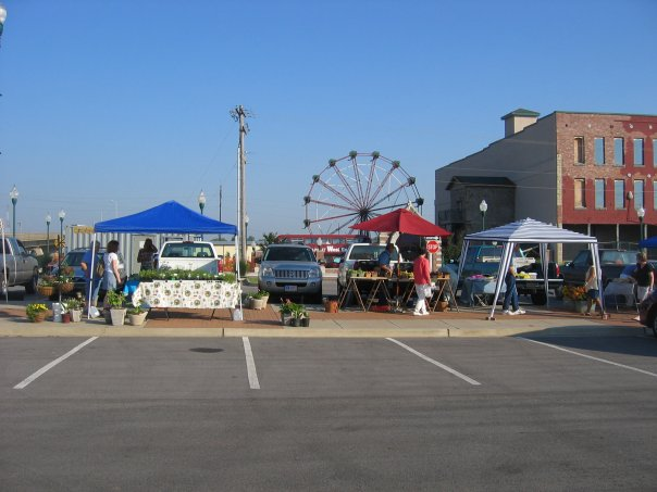 Fort Smith Farmer's Market - Fort Smith Outdoor Markets