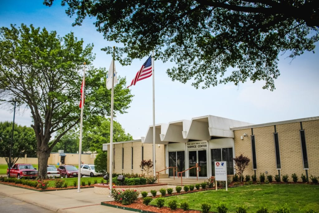 Fort Smith Public Schools Service Center - Fort Smith Schools