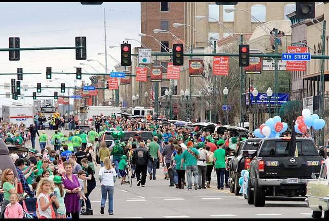 Fort Smith St. Patrick's Day