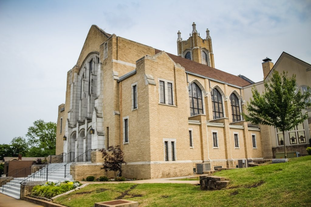 Goddard United Methodist Church - Dodson Avenue Methodist Episcopal Church - Fort Smith Churches