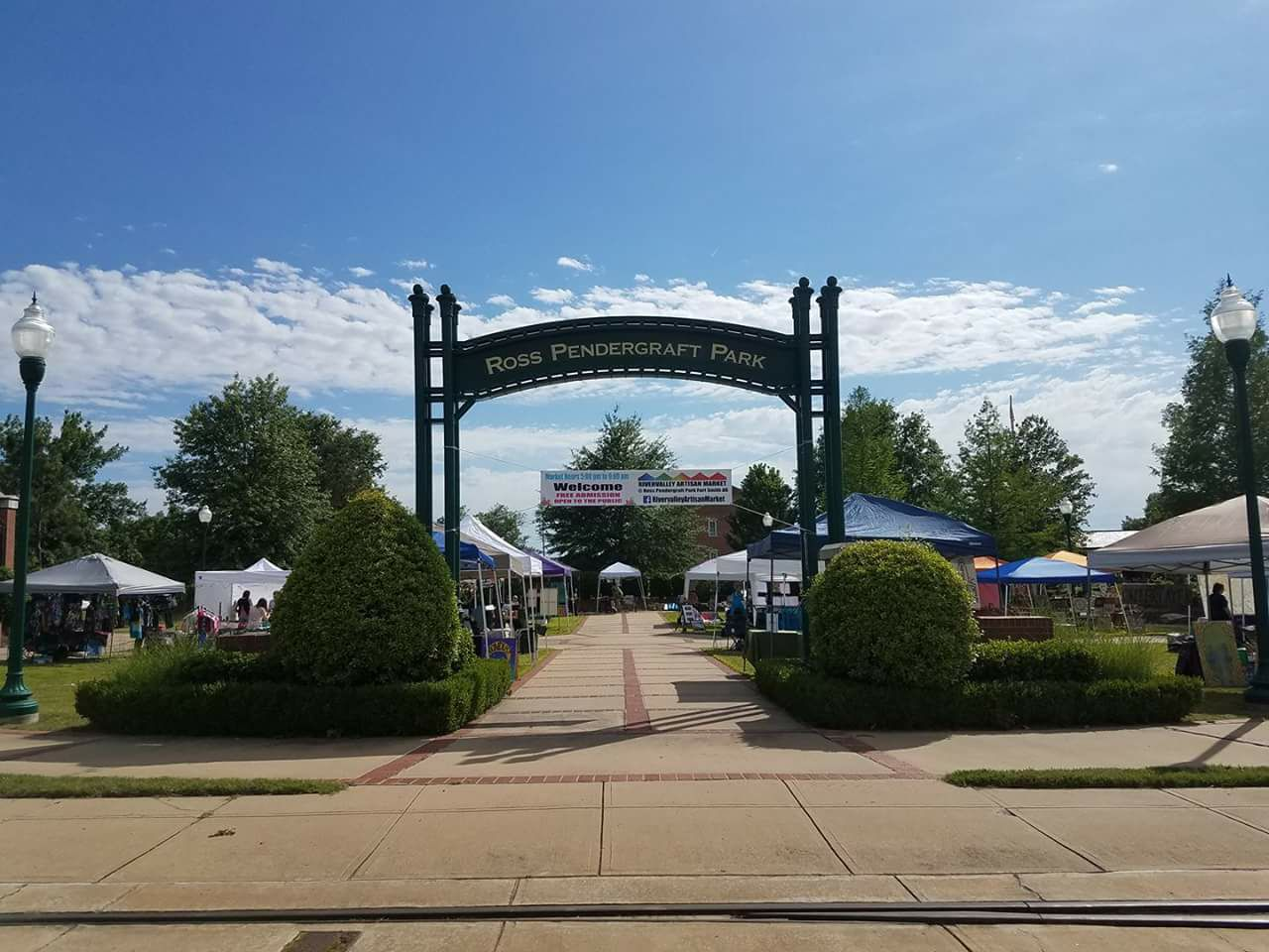 River Valley Artisan Market - Fort Smith Outdoor Markets