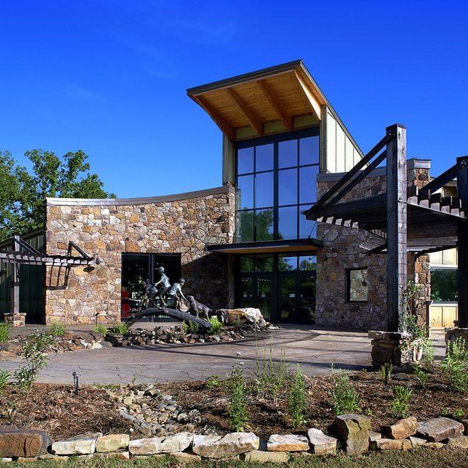 Arkansas River Valley Nature Center