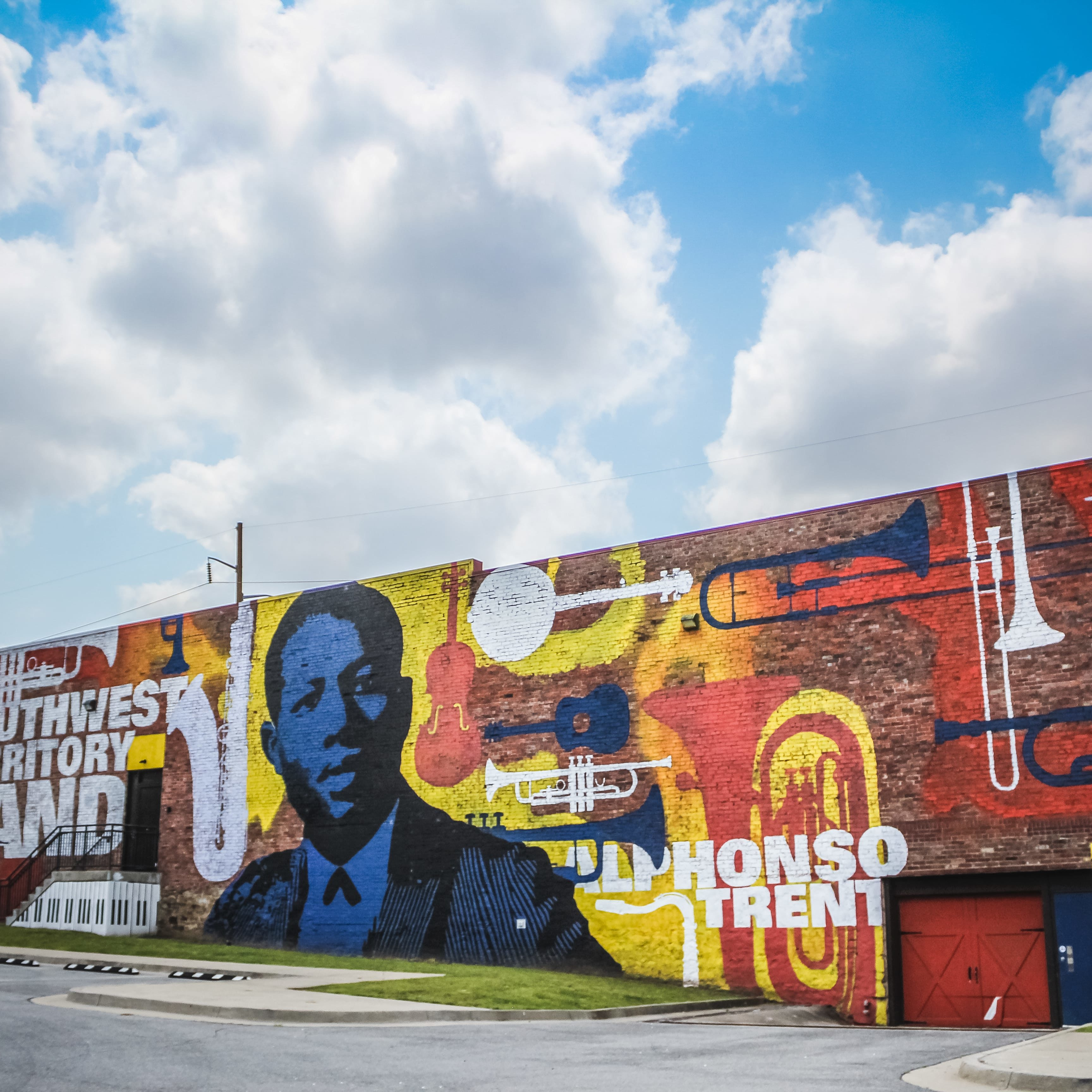 Fort Smith Unexpected Project Murals