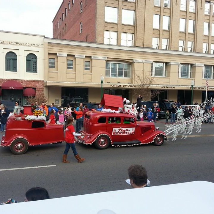 Fort Smith Christmas Parade